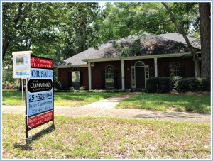 Mobile AL Foreclosure Home listed with The Cummings Company