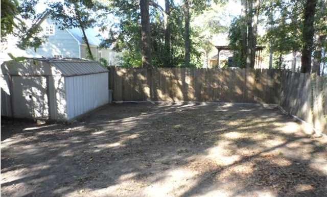 60 S Lafayette St Fenced Yard