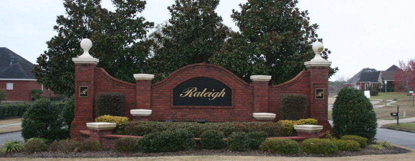 Homes For Sale in the Raleigh Subdivision Mobile, AL