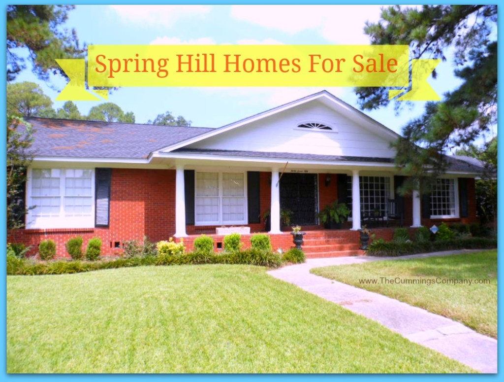 Homes For Sale In Spring Hill Between 150k 250k The