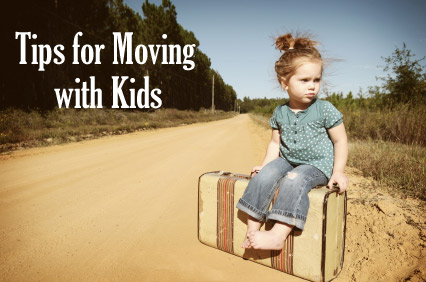 Three Tips for Moving With Kids