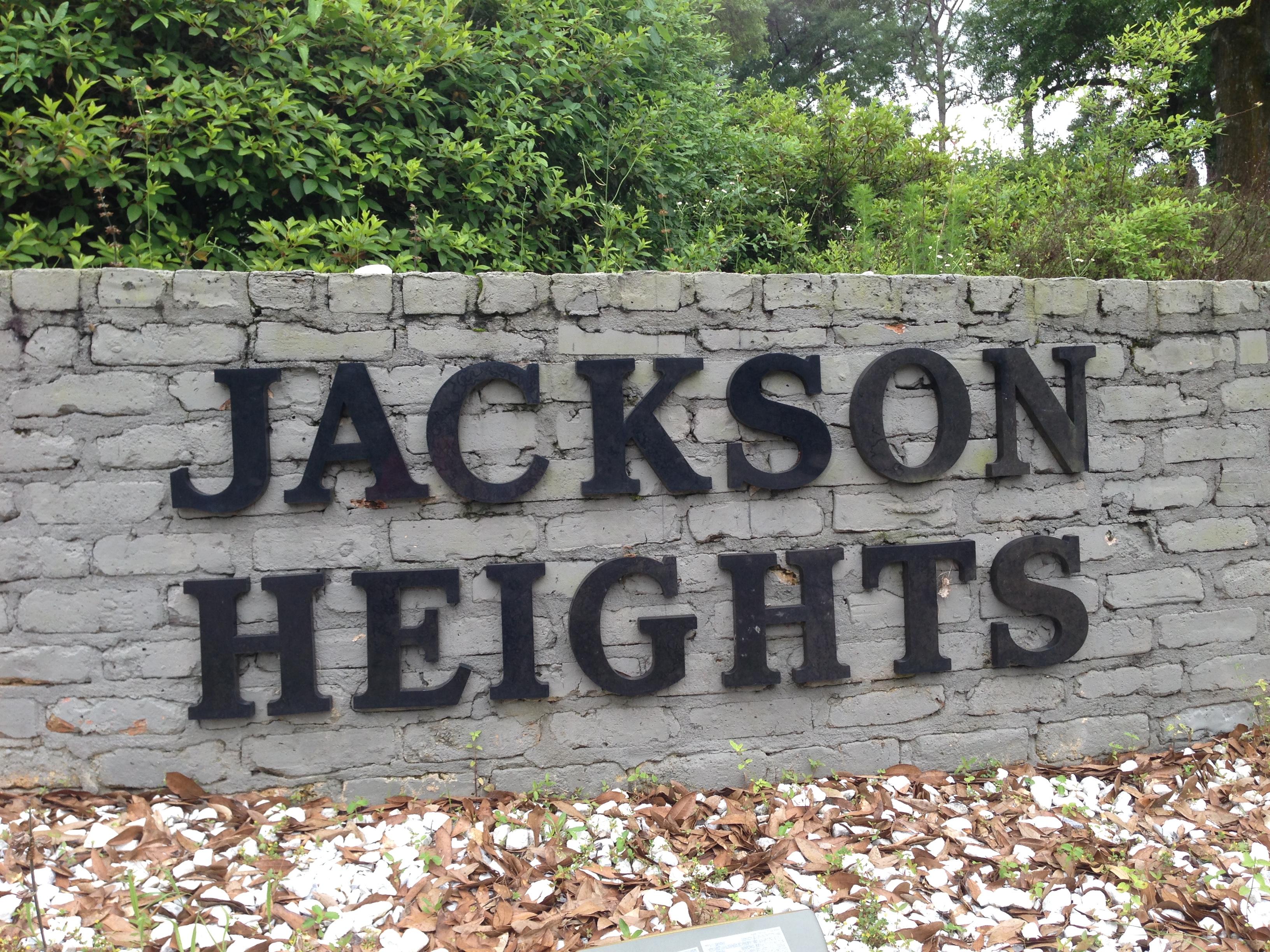 Jackson Heights Neighborhood Mobile AL