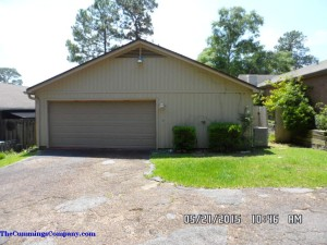 Mobile AL Foreclosure For Sale with Garage