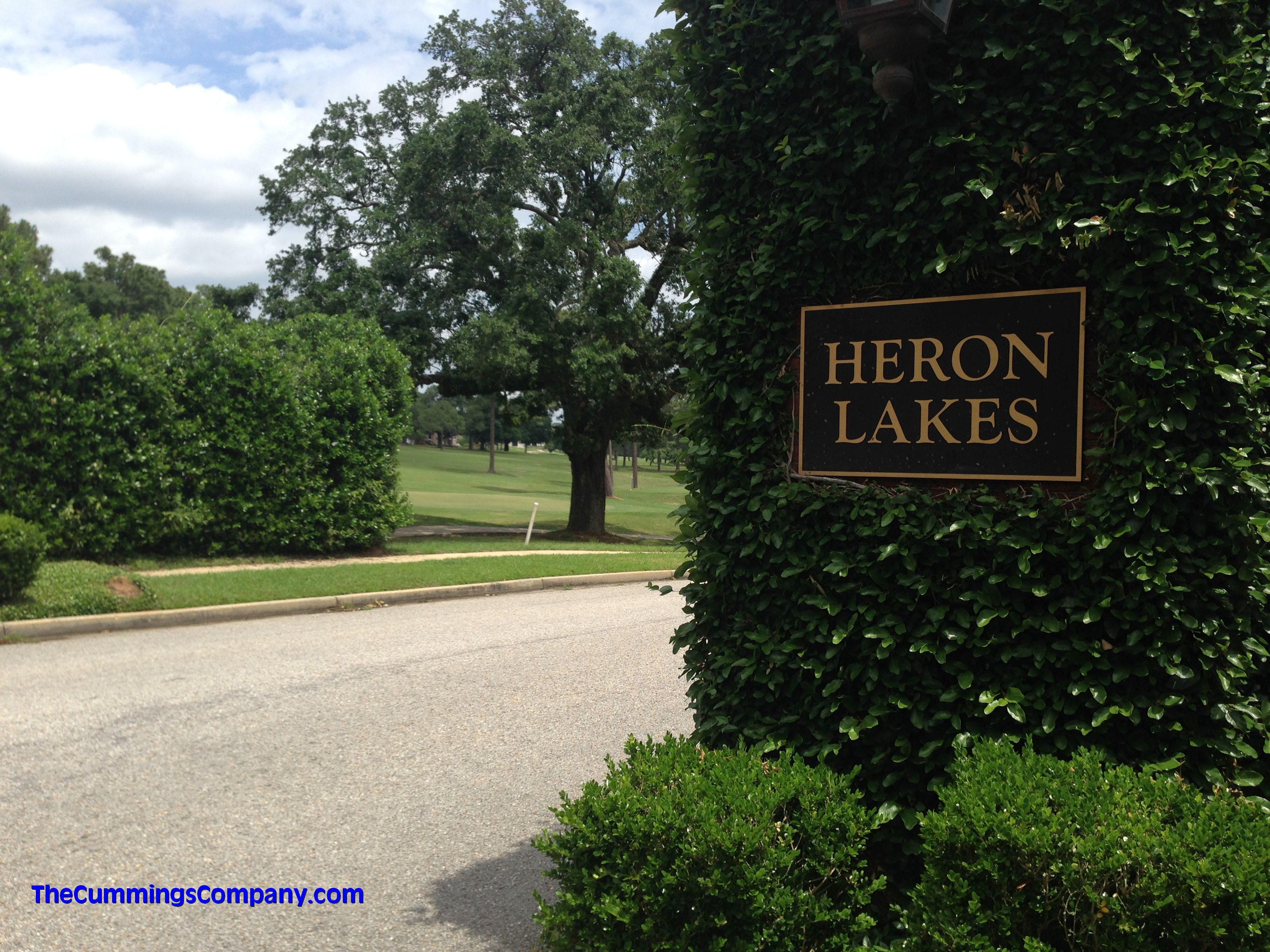Heron lakes in mobile al homes for sale market report for Home builders in mobile al