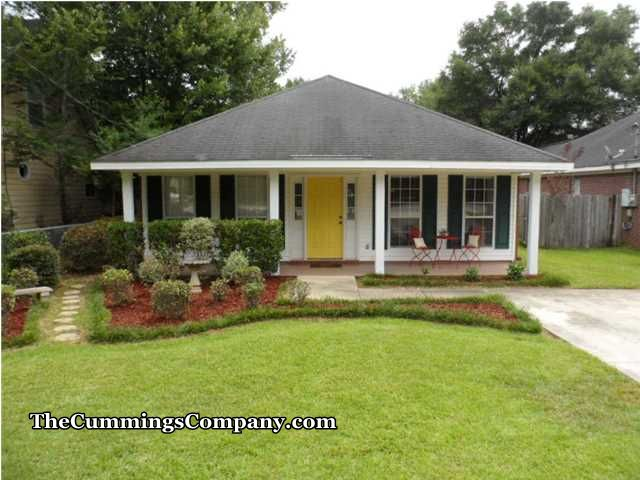 Pinehurst neighborhood in mobile al homes for sale for Home builders in south alabama