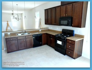 New Kitchen at 1051 Texas St Mobile AL 36604