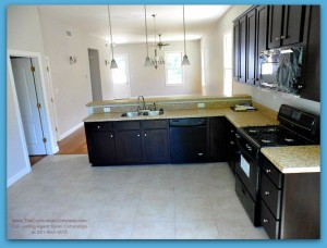 Updated Kitchen Mobile AL Low Income Home For Sale
