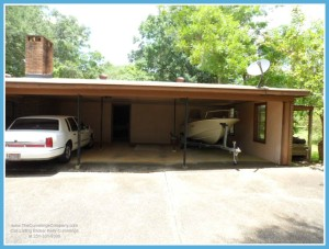 Mobile AL Home For Sale with 3 Car Carport