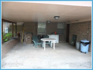 Mobile AL Home For Sale with Covered Patio