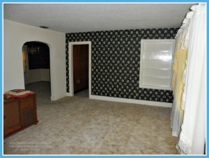 Mobile AL Home For Sale with 2 Living Rooms