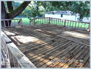 Deck Mobile AL Foreclosure Home For Sale