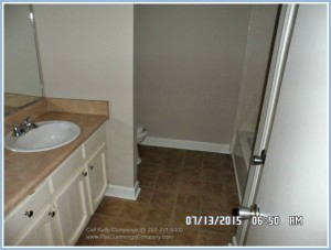 Mobile Alabama Foreclosure Home For Sale with 2 Bathrooms