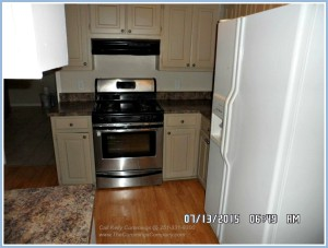 Mobile AL Foreclosure Home with Kitchen Appliances