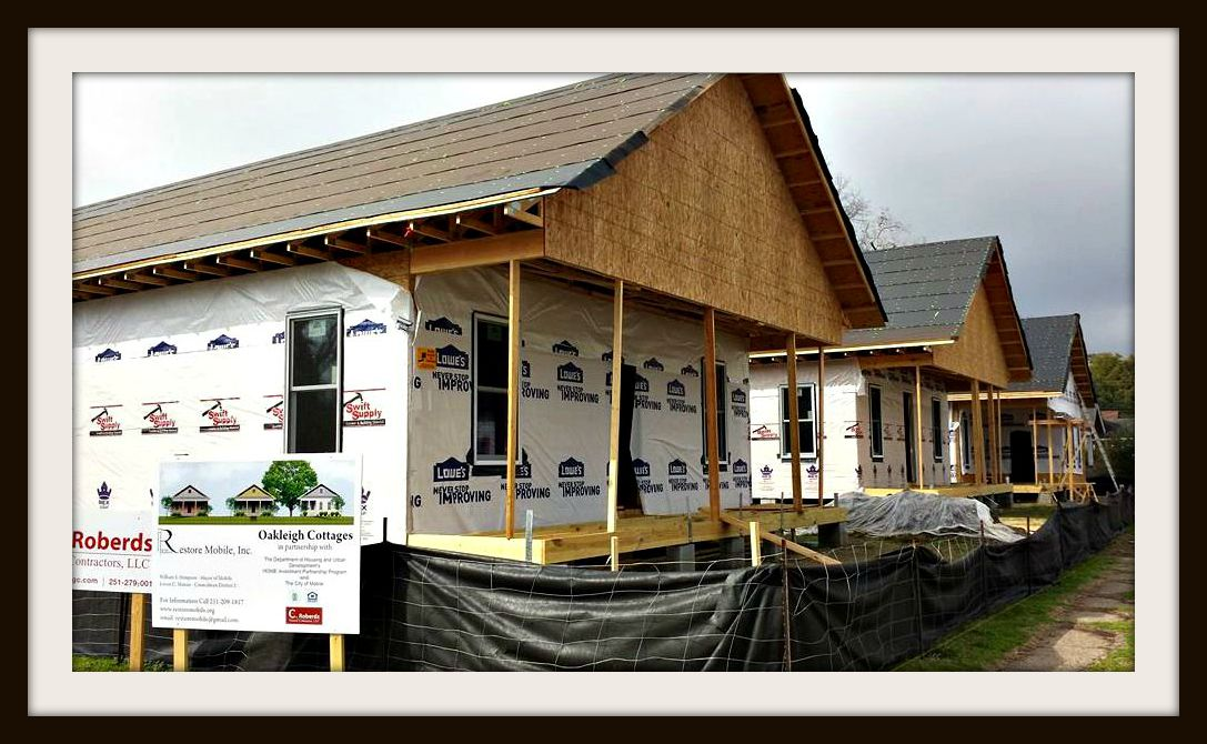 New Construction Homes built by Restore Mobile