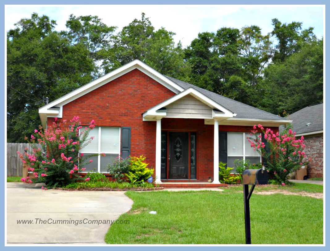 Home in Pinehurst Neighborhood in West Mobile AL