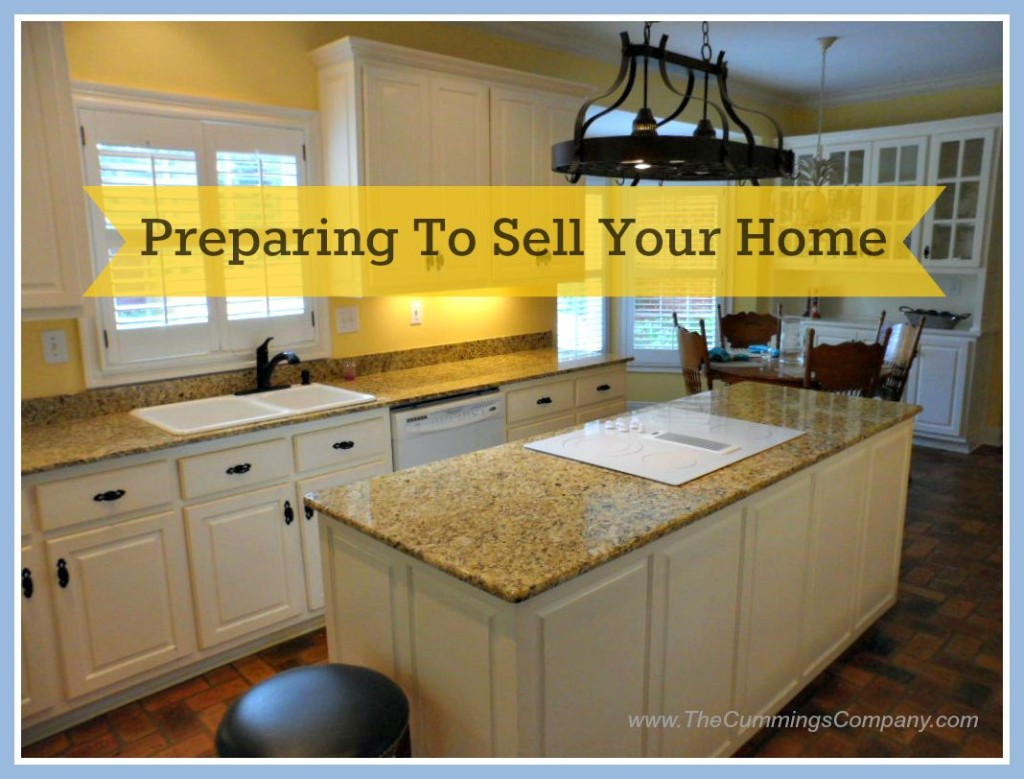 Getting Ready To Sell My Home