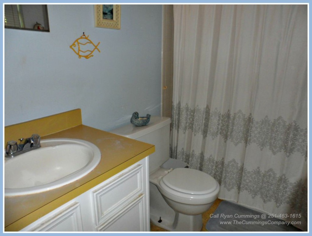 2 Bathroom Mobile AL Home For Sale
