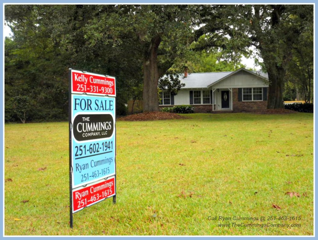 Mobile Alabama Home For Sale with The Cummings Company