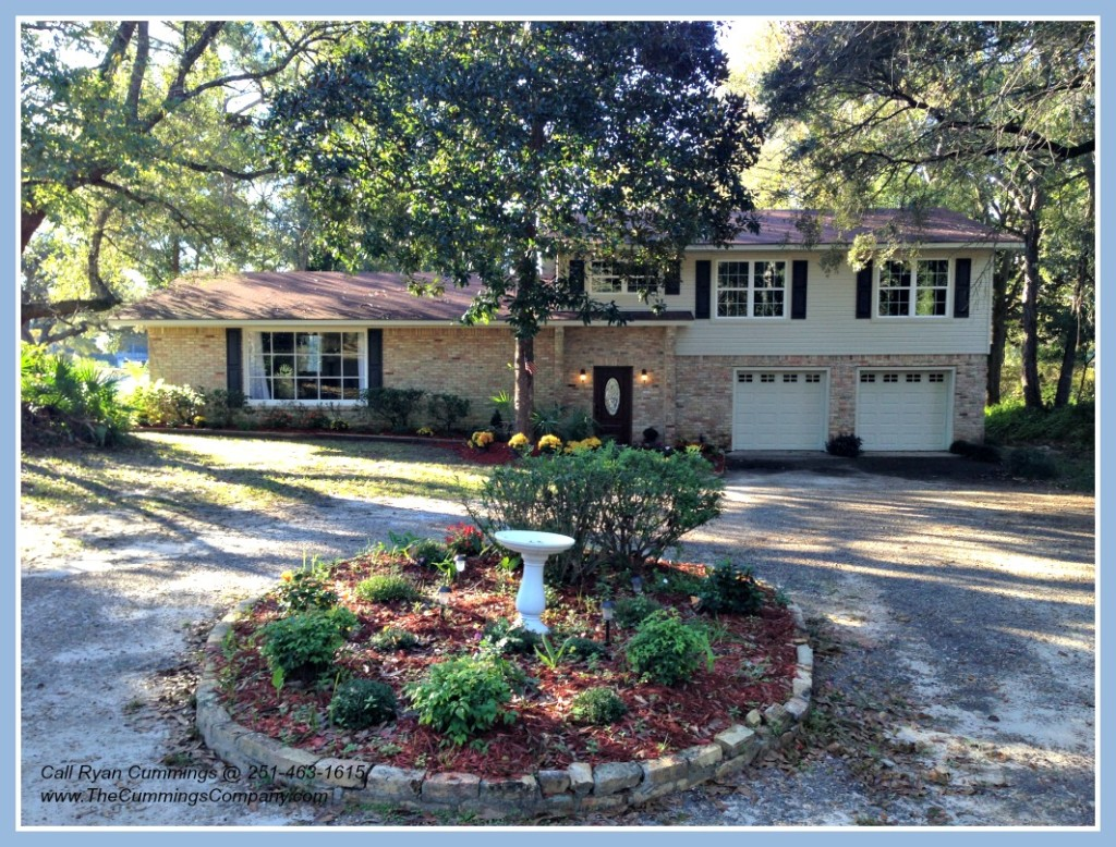 Waterfront Home For Sale 4251 Blue Rd Theodore AL 36582