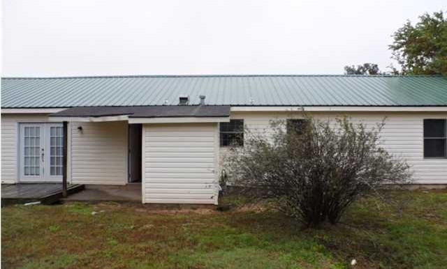 Back View of 8060 Elizabeth St Citronelle AL 36522