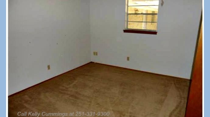 Bedroom 1 at 1174 Ginger Dr Mobile AL 36693