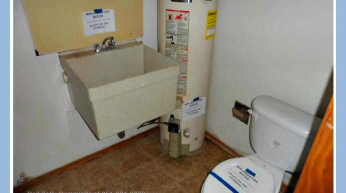 Half Bath at 1174 Ginger Dr Mobile AL 36693