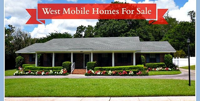 West Mobile, AL Homes For Sale