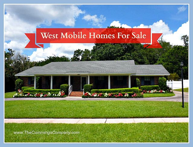 West mobile al homes for sale the cummings company for Home builders in mobile al
