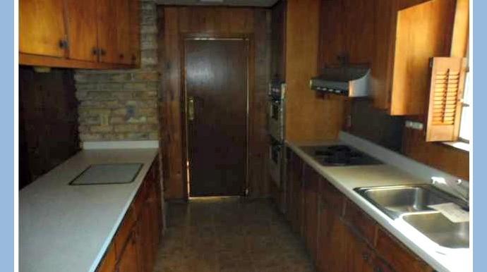 Kitchen at 1174 Ginger Dr Mobile AL 36693