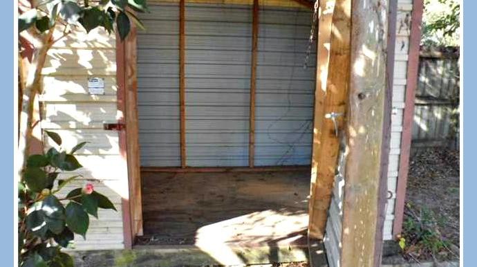 Storage Building at 1174 Ginger Dr Mobile AL 36693