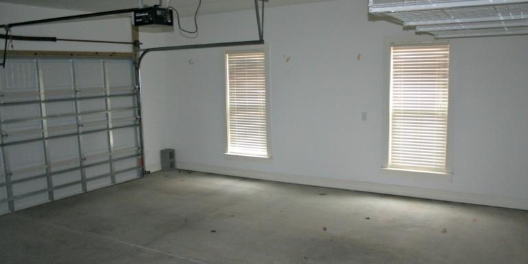 3377 Hardwood Dr Saraland AL 36571 Inside Garage