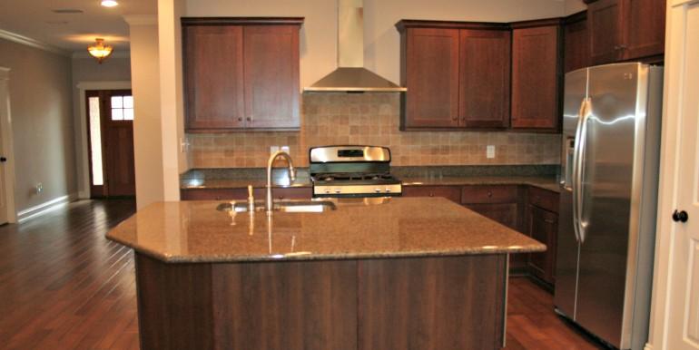 3377 Hardwood Dr Saraland AL 36571 Kitchen Island