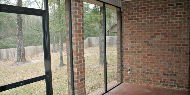 3377 Hardwood Dr Saraland AL 36571 Screened Porch