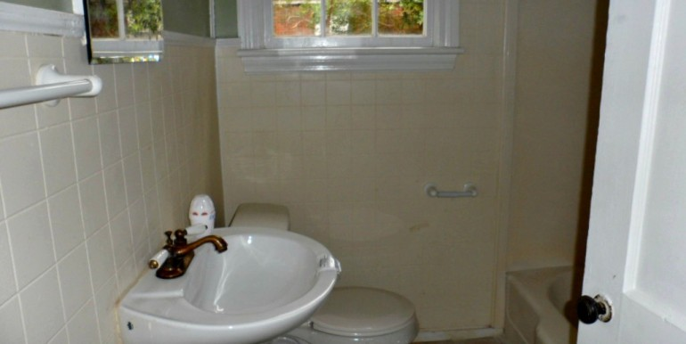 Bathroom at 368 Pineview Ln Mobile AL