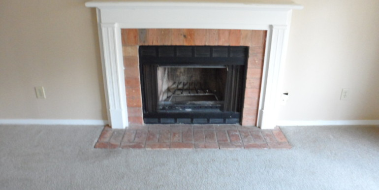 Fireplace at 1251 Henckley Ave 204 Mobile AL