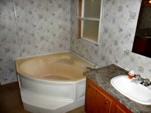 Foreclosure homes for sale with garden tubs