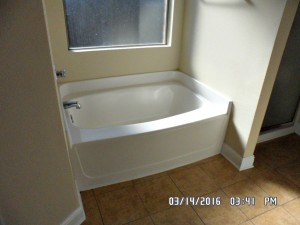 Foreclosure homes for sale with garden tub
