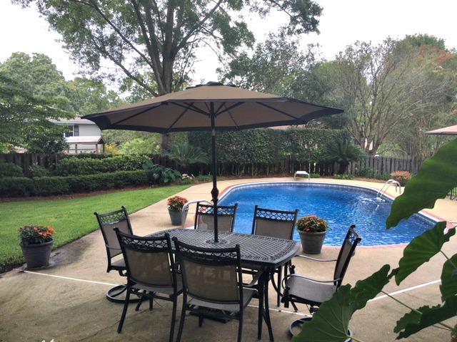5504 Oak Park Ct Mobile Al 36609 Pool The Cummings Company