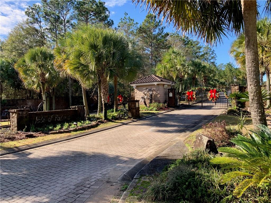 Lots For Sale in Isle of Palms Gated Community  Mobile, AL  36695
